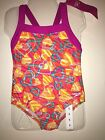 *NWT* Speedo Girls One-Piece Swimsuit SIZE & COLOR VARIETY *FREE SHIPPING*