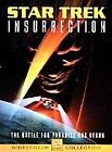 STAR TREK INSURRECTION SPECIAL COLLECTOR'S EDITION WIDESCREEN dvd BRAND NEW