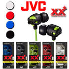 JVC Xtreme Xplosives In Ear Headphones with Mic & Remote, Stereo, 5 Colours