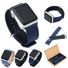 Leather Strap Single Tour Band Strap Bracelet For 38 42 Apple Watch Series 1 2
