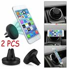 LOT Universal & Magnetic Air Vent Cell Phone Car Mount Holder Stand for iPhone Y