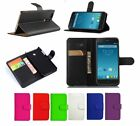Leather Wallet Book Flip Case Cover Pouch For Samsung Galaxy
