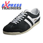Gola Classics Bullet Suede Men's Casual Vintage Retro Trainers Grey