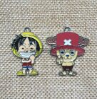Lot Mixed Japanese Anime Cartoon Enamel Metal Charms Pendant Jewelry Making G519