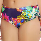 Fantasie Swimwear Cayman Adjustable Leg Bikini Short/Bottoms Multi 5679 NEW