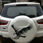 Eagle Car stickers Front Cover Hoods Body Stickers Reflective Decals car-styling