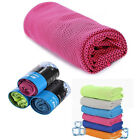 120*30CM Outdoor Romix Cooling Towel Cool Ice Enduring For Gym Sports Jogging A+