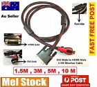 New  DVI To DVI Cable LCD Monitor PC HDMI To DVI Adapter For PS3 XBOX 360 In Aus