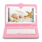 "iRULU 10.1"" White Tablet PC Android 5.1 Octa Core 1GB GMS Certified w/Keyboard"