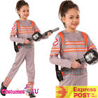 80s 1980s Kids Ghostbusters Ghost Busters Jumpsuit Child Costume Girls Uniform