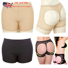 Butt Lifter Tummy Control Boy Shorts Shaper Pants Buttock Enhancer Underwear  us