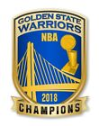 Golden State Warriors NBA Champions 2018 (Blue) Shield Decal / Sticker Die cut on eBay
