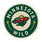 Minnesota Wild Round  Decal  / Sticker $3.49 USD on eBay