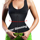 100% Latex Waist Training Trainer Body Shapewear Cincher Slimming Corset US L209