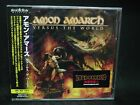 AMON AMARTH Versus The World JAPAN 2CD Eternal Oath Scum Sweden Viking Metal !