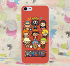 One Piece Luffy Zoro Nami Anime Hard Case Cover For iPhone Samsung S8 Huawie New