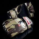 MMA Gloves 4oz Leather Camo Blitz Pro Star Mitts  Gants de Combat, Handschuhe