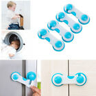 5/10pcs Child Infant Baby Kids Toddler Door Cabinet Drawer Cupboard Safety Lock