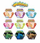 Wubble Bubble & Glowubble Inflatable Ball With Pump Pink, Blue, Green, Orange