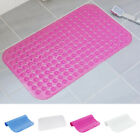 Large Foot PVC Massage Rubber Non Slip Bathroom Bath Shower Mat Strong Suction