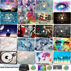 """Matte Painting Hard Case Rubberized Cover +Gift For Macbook Air Pro 11""""12""""13""""15"""