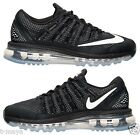 NIKE AIR MAX 2016 WOMEN's MESH M RUNNING BLACK - SILVER AUTHENTIC NEW IN BOX US