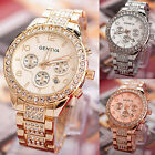 Women Fashion Luxury Crystal Quartz Watch Ladies Party Dress Wirst Watch  image