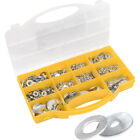 WASHERS ASSORTED SELECTION IN A HANDY SELECTION BOX OF 1000