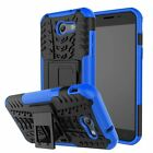 For Samsung Galaxy J3 Emerge / J3 Prime 2017 Shockproof Hybrid Case Stand Cover