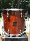 80's Gretsch USA 12x14 Walnut Lacquer Finish