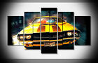 7256 car driver driver san francisco Poster print with framed canvas Home art