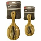 Hugs Pet Products bamboo Massaging Pet grooming dog cat Pin hair Brush