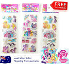 My Little Pony 3D stickers kids gift lolly bag filler birthday party loot bag