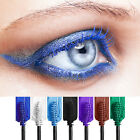 LONG LASTING CURLING COLORFUL MASCARA EXTENSION EYE LASHES COSPLAY GLARING