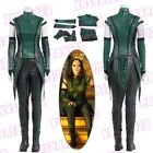 Marvel Guardians of the Galaxy 2 Mantis Green Cosplay Suit Female Clothing Shoes