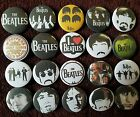 The Beatles Button Badges. Pins. Collector. Bargain. :0)