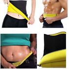 Fat Burner Neoprene Waist Trainer Slim Belt Underbust Body Cincher Shaperwear US