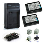 New NP-FH50 Battery   Charger for SONY NP-FH70  NP-FH100 NP-FH30 DCR-SX40 SX40RN