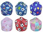 100% Cotton Children's Bean Bag In Football, Owl & Bird, Rocket & Dino & Unicorn