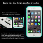 Waterproof Shockproof Hybrid Rubber TPU Phone Case Cover For iPhone 5 6 7 Plus
