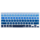 Kuzy - Keyboard Cover for MacBook Pro 13 15 Retina Silicone Skin Air 13.3 Ombre
