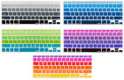 Внешний вид - Kuzy - Keyboard Cover for MacBook Pro 13 15 Retina Silicone Skin Air 13.3 Ombre