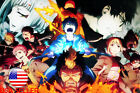 "Aoi No Exorcist Anime 36"" x 24"" Large Wall Poster Print Manga"