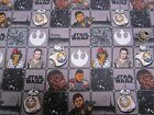 STAR WARS-- new print--  SCRUB HAT /MEDICAL/ SURGICALyour choice of style-