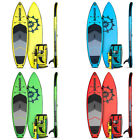 Slingshot SUP - Crossbreed Airtech 11' 2017 - Inflatable Paddleboard, Portable