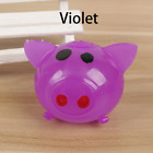 1Pc Anti-stress Decompression Splat Ball Vent Toy Smash Various Styles Pigs Toy