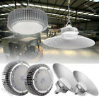 50/100/150/200W LED High Bay Light Commercial Warehouse Factory Lamp Cool White