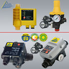 AUTOMATIC PRESSURE SWITCH PUMP FLOW CONTROL WATER CONTROLLER BOOSTER ELECTRIC