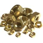 M1 M1.2 M1.4 M1.6 M2 M2.5 M3 M4 M5 M6 M7 M8 M10 M12 Hexagon Brass Full Nuts