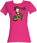 Betty Boop 1930's Cartoon Born To Boop Womans Fitted T Shirt $20.7 USD
